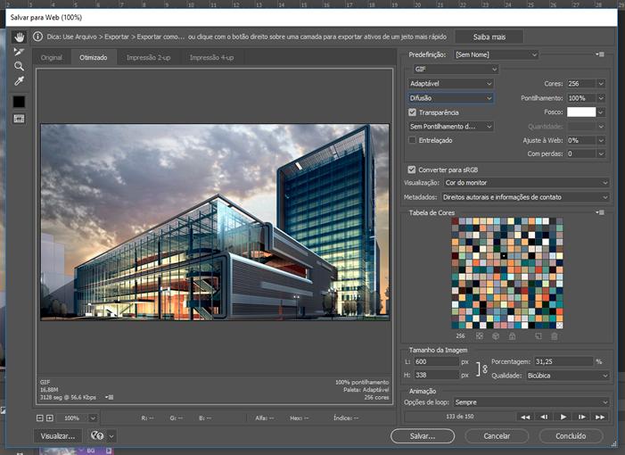 Adobe Photoshop CC Paralaxe