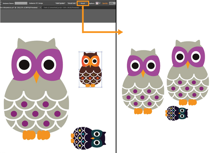 """title=""""Símbolos Dinâmicos no Adobe Illustrator CC"""